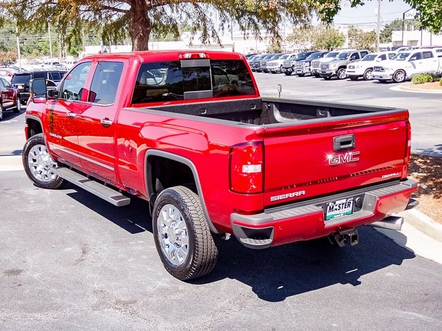 2018 gmc sierra 2500hd. delighful 2018 new 2018 gmc sierra 2500hd denali and gmc sierra 2500hd