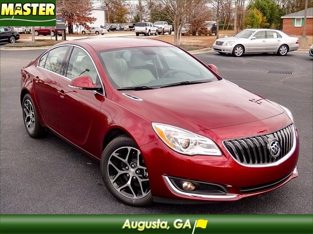 new 2017 buick regal sport touring 4d sedan in augusta r40054 master buick gmc. Black Bedroom Furniture Sets. Home Design Ideas